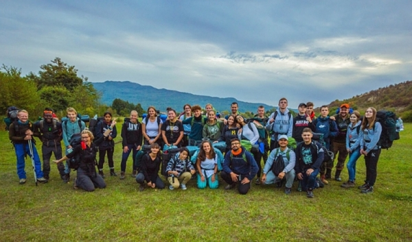 "Projektas ""Wilderness School: Developing Key Competences Trought Expeditions"""